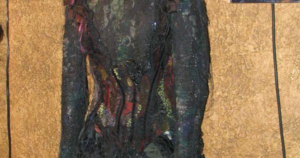how to make elphaba act 2 dress