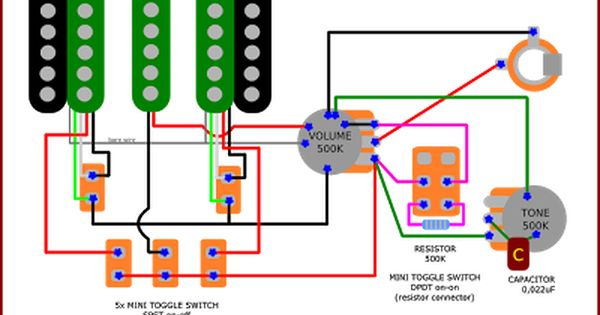 The Guitar Wiring Blog Diagrams And Tips Custom Wiring Diagram For Hsh Guitars Ibanez Rg Jem Ibanez Guitars Ibanez Guitar