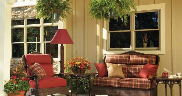 Front Porch Ideas | Front Porch Decorating Ideas From Around the Country