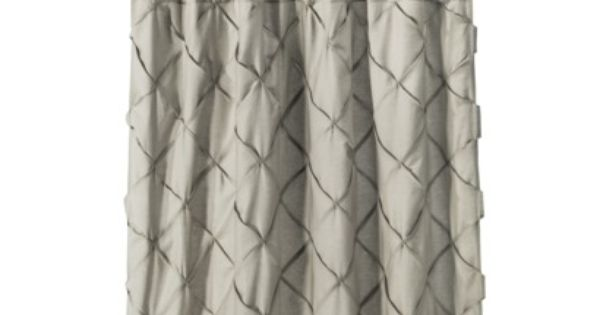 Threshold Shower Curtain Light Gray Target 1st Floor