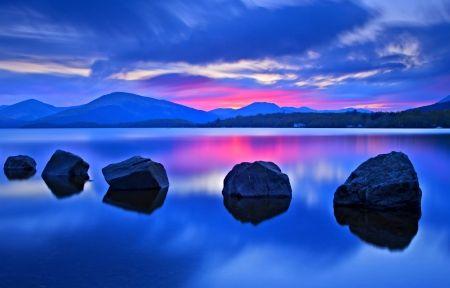 Download Peaceful Scenery Wallpaper Inspiritoo Com Scenery Wallpaper Lake Landscape Scenery