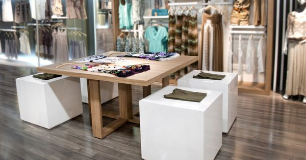 Tokkad Design Furniture Design Visual Merchandising