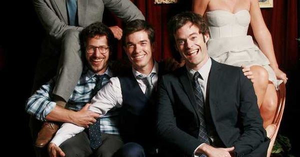 Photos From John Mulaney And Annamarie Tendler S Wedding