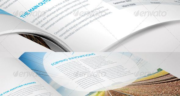 8 page brochure template - brochure template indesign 8 page layout 01 brochure