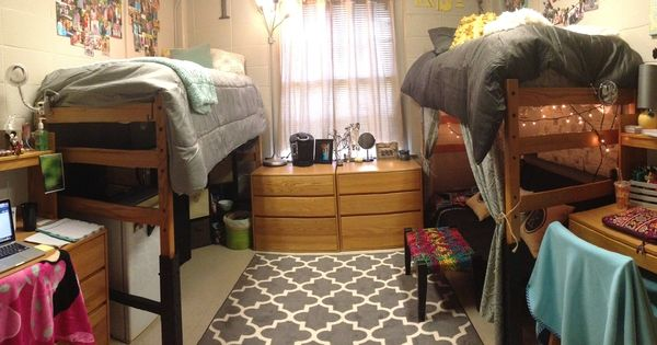 Samford university Vail dorm room | DIY | Pinterest | We ...