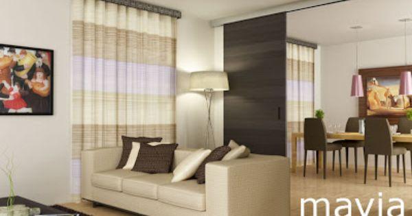 Tende X Soggiorno Moderno : 3d,rendering Tende e Tendaggi soggiorno ...