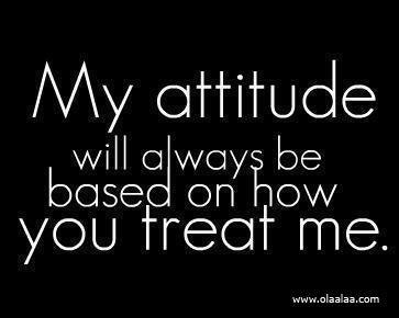 My Attitude Status