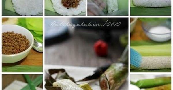 Gogos Atau Gogoso Adalah Makanan Tradisional Khas Makassar Yang Mirip Mirip Dengan Lemper Dari Jawa Maupun Lalampa Dari Menado Bentukn Makanan Cemilan Masakan