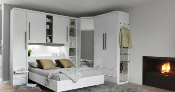 armoire rangement pour petite chambre 3 chambre pinterest more bedrooms ideas. Black Bedroom Furniture Sets. Home Design Ideas