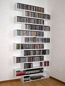 Epingle Sur Dvd Wall Shelf