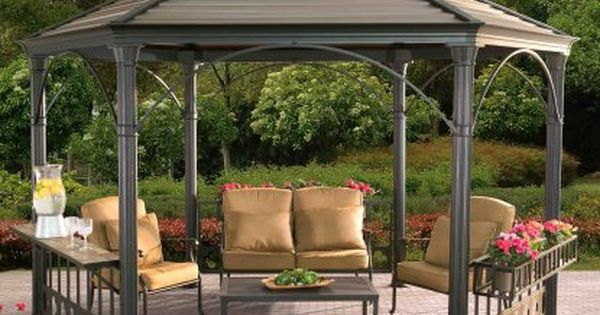 Octagon Gazebos Backyard Gazebo Gazebo Plans Gazebo Sale