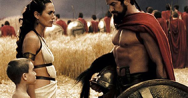 King Leonidas & Gorgo...300 | My LOVE Obsession with ...