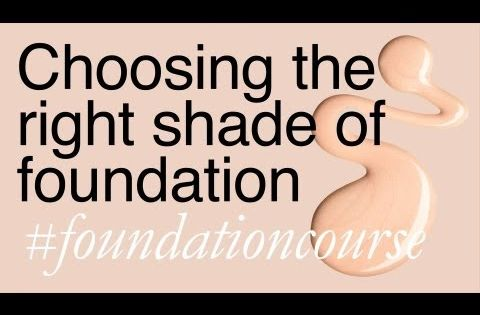 This is an excellent tutorial on finding the right for Make it right foundation