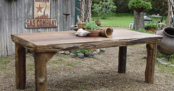 Ranch Dressing With Images Outdoor Wood Dining Table