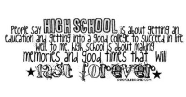 Pin By Vivian Lee On School Life Friends Quotes High School Quotes School Quotes