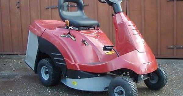 Honda Hf 1211 Ride Sit On Lawn Tractor Mower Compact 28 Deck Hydrosta Tractor Mower Lawn Tractor Used Trucks