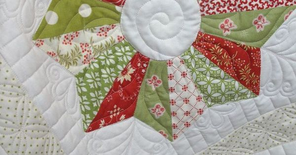 Lollipops Quilt Pattern Fig Tree : Fig Tree Lollipop pattern in red and green, like the subtle print for sashing. Quilts to make ...