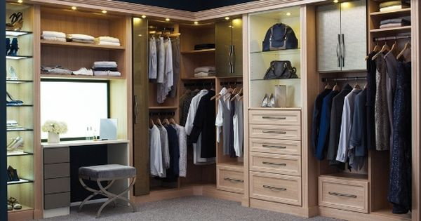 Image Result For Walk In Closet Pictures And Ideas