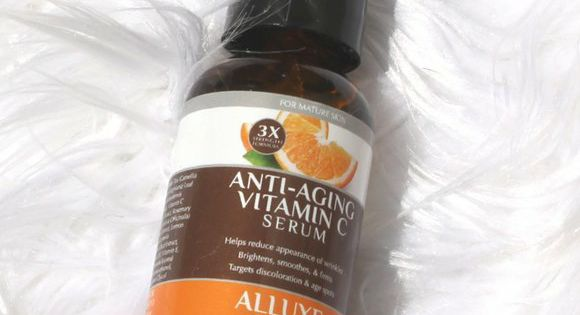 Alluxe Anti Aging Vitamin C Serum Never Used Box Not Included Anti Aging Vitamin C Serum Helps Reduce The In 2020 Anti Aging Vitamins Vitamin C Serum Skin Care Serum