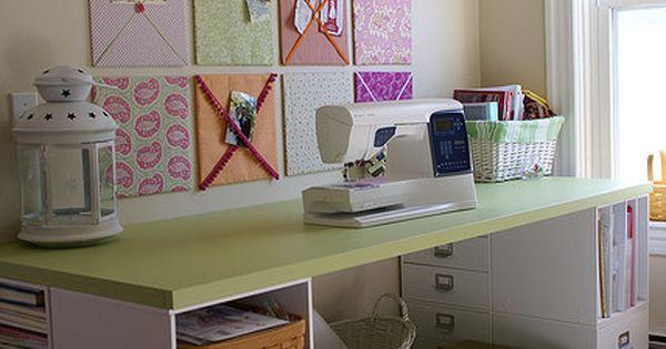 Desk/ craft table