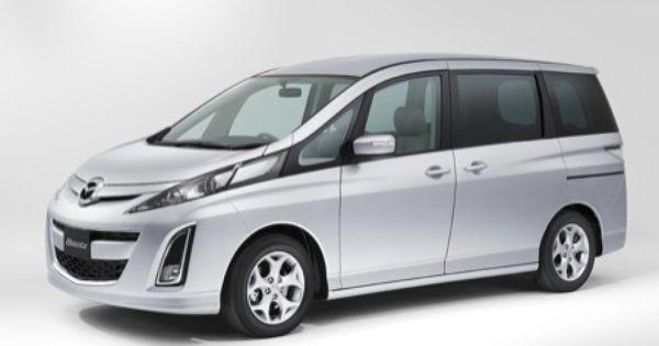Mazda Biante Monovolumen Japones Solo Para Japon Mazda Japon Japonesas