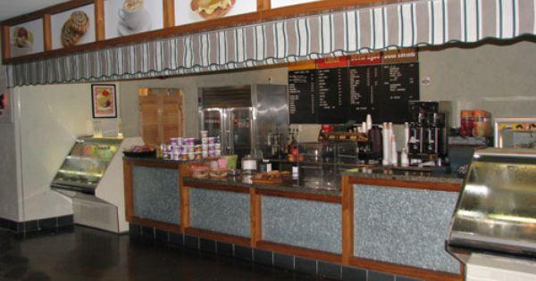 Express Cafe Menu Shades Of Green