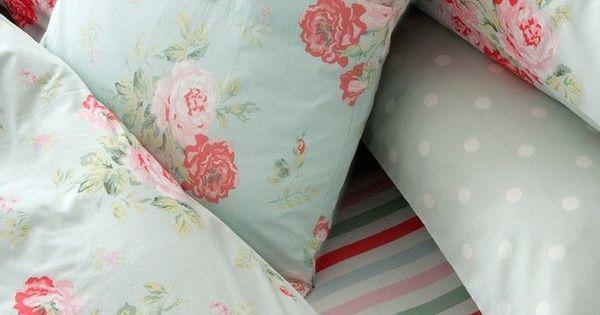 Cath kidston bedding bedroom decor ideas pinterest for Cath kidston style bedroom ideas