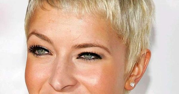 hairstyles fall winter 2017 : Really Short Hairstyles After Chemo