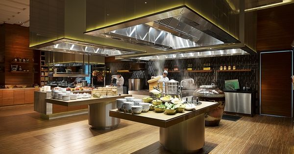 Doubletree by hilton hotel johor bahru malaysia makan for C kitchen chinese takeaway restaurant