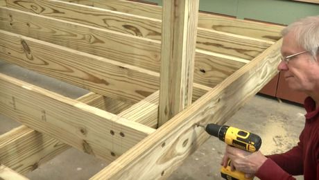Critical Deck Framing Connections Part 3 Joists Building A