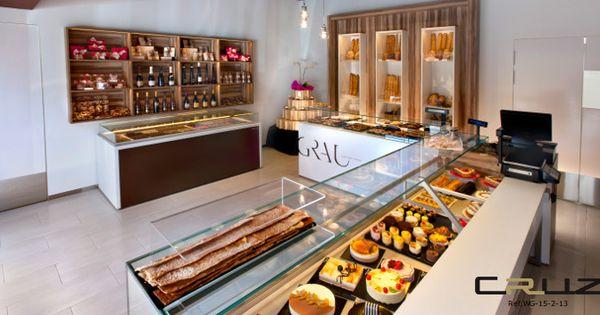 Dise o y decoraci n de panader as pasteler as la for Diseno de interiores barcelona universidad