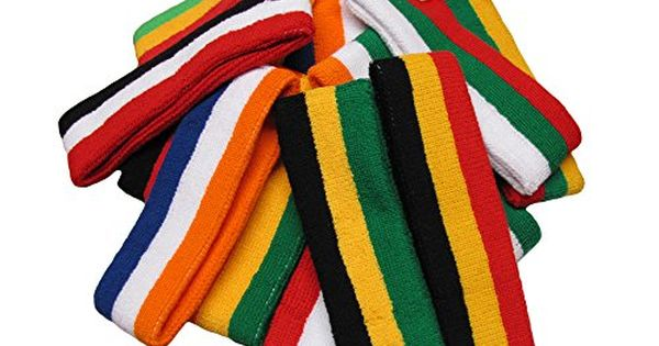 Couver National Country Flag Color Headband 1 Piece See