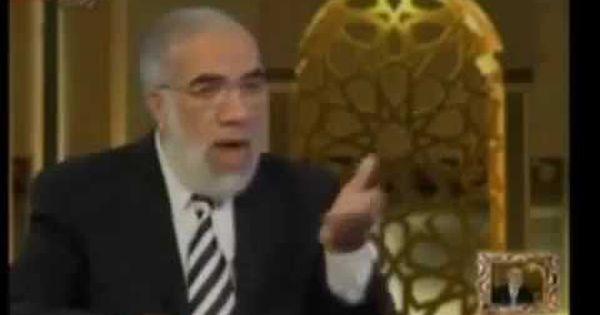 الفرج بعد الشدة للدكتور عمر عبد الكافى Talk Show Scenes Shows