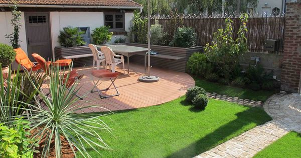 Am nagement jardin 100m2 hledat googlem patio outdoor for Idee amenagement jardin 100m2