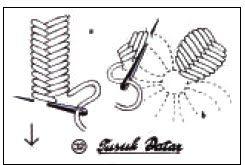 Tusuk Balik X2f Tusuk Tikam Jejak Tusuk Balik X2f Tusuk Tikam Jejak Biasa Digunakan Untuk Membuat Tangkai Membentuk Garis Dan U Jahit Sulaman Pola