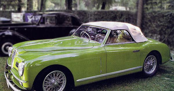 1948 alfa romeo 6c 2500 cabriolet freccia d 39 oro luxury for Garage alfa romeo villeneuve d ascq