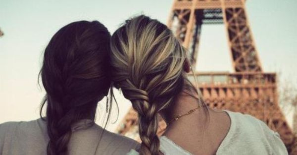 frends braided hairstyle