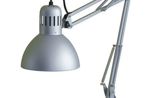 ikea tertial arbetslampa ger ett riktat ljus som r. Black Bedroom Furniture Sets. Home Design Ideas