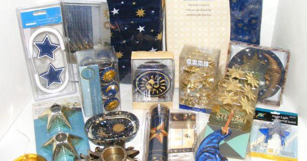 guest bathroom decorating ideas pictures - celestial bath accessories