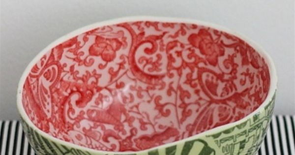 Samantha Robinson Watermelon Bowl. So pretty.