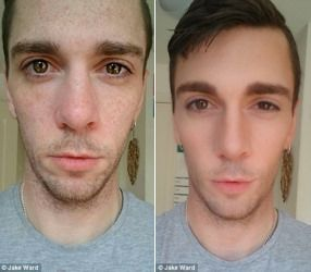 Pin On Makeup For Men