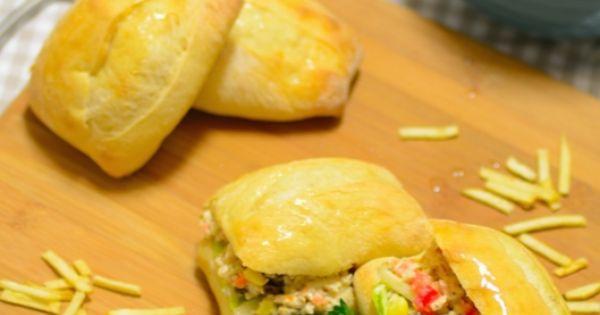 Brazilian Chicken Salad/Sandwich (Salpicão de Frango ...