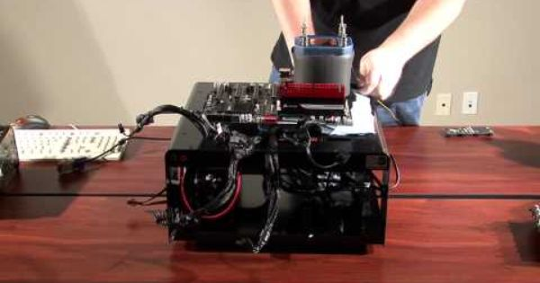 Setting Up Your Pc For Liquid Nitrogen Cooling Youtube