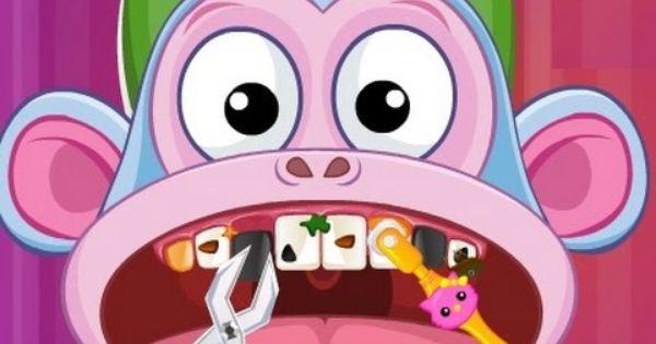 دورا وموزو تنظيف اسنان موزو العاب كرتون دورا للاطفال كاملة Mario Characters Cartoon Character