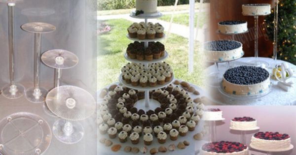 create your own wedding cake stand cupcake stand information sheet koyal wholesale. Black Bedroom Furniture Sets. Home Design Ideas
