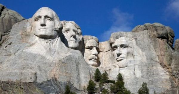 Mount rushmore blog about preisdents day history trivia for Mount rushmore history facts
