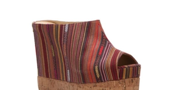 Chinese Laundry Keep It Cool Wedge Slide Every Girl Needs A Multi