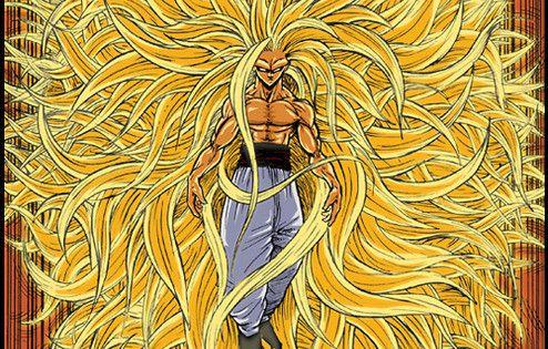 Goku Fase 10000 Vs Vegeta Fase 10000: Gokú Transformado En Super Saiyan (Sayayin) Nivel 50 En