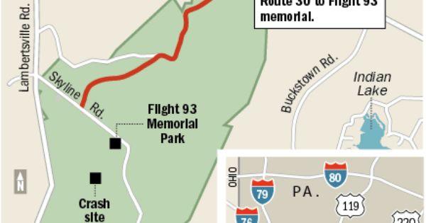 Flight 93 Crash Site Flight 93 Memorial Books Worth