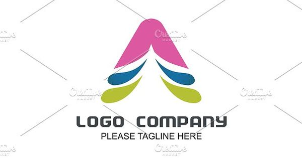 A Letter Logo templates